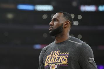 Lakers Contemplated Moving LeBron James After AD Fiasco: Report