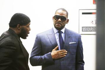 R. Kelly's Sexual Abuse Trial: Judge Allows Cameras In The Courtroom