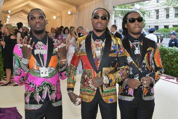 Migos Are Raring To Begin Their 1980s Cosplay Experiment