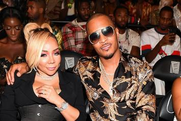 "Tiny Brags That T.I. Is ""Blessed"" In More Ways Than One"