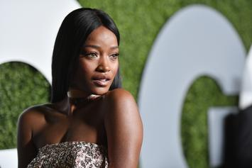 Keke Palmer Spits Bars With A Message For Those Frontin' On Social Media