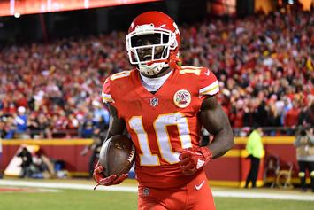 Tyreek Hill Reportedly Investigated In Two Separate Child Abuse Incidents