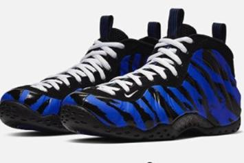Memphis Tigers Nike Foamposite One Official Images And Release Info