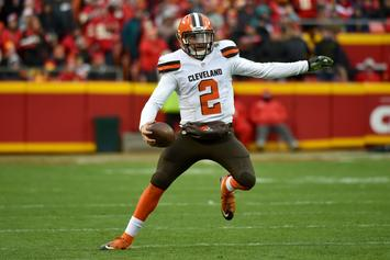 Johnny Manziel Might Play In His First Game With The Memphis Express