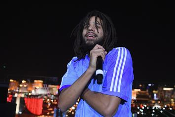 """J Cole Jokes About His GQ Style: """"Gotta Start Dressin' Like This All The Time"""""""