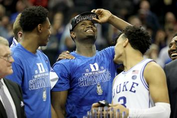 NCAA March Madness: Duke Draws ND State In First Round