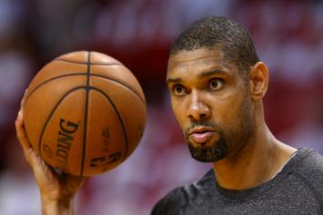 Tim Duncan's Dreads Are Coming In: Twitter Reacts