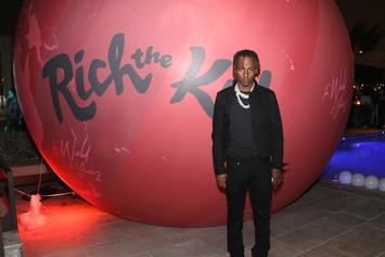 """Rich The Kid Shows Off $425,000 Chain Ahead Of """"The World Is Yours 2"""" Release"""
