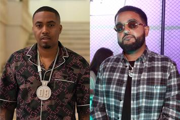 """Nas Salutes Nav With Surprising """"Bad Habits"""" Co-Sign"""