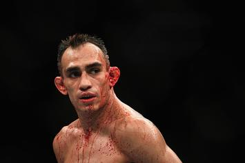 """Tony Ferguson's Wife's 911 Call Surfaces: """"I Dont Want Cops To Get Injured"""""""