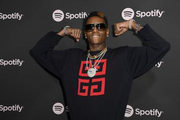 "Soulja Boy Stops Performance To Detest Gucci's ""Racist A**"""
