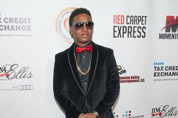 Yung Joc Gets 3D Portrait Of Tupac Shaved Into His Hair