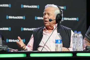 Robert Kraft Pleads Not Guilty To Soliciting Prostitution, Requests Jury Trial