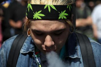 Illness Related To Marijuana Users Leaves Doctors Worried After More Legalization