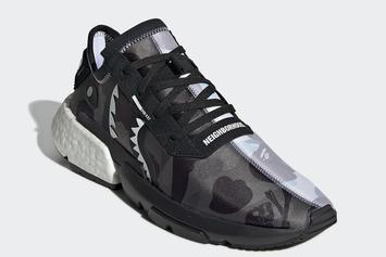 Bape X Neighborhood X Adidas Pod S3.1 Official Images