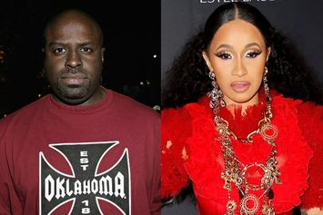 "Funk Flex Praises & Clowns Cardi B's ""Thuggish Druggish"" Past At The Same Time"