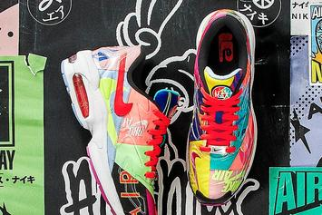 Atmos x Nike Air Max2 Light Collab Gets April Release Date