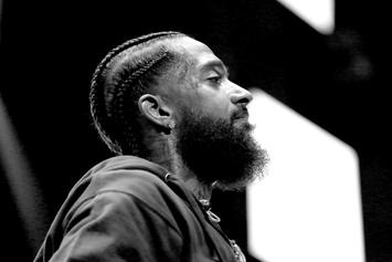 Nipsey Hussle Was Reportedly Set To Discuss Gang Violence With Police Today