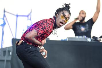 Lil Uzi Vert Hits Roadblock In Label Contract Renegotiations