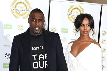 """Idris Elba Creates """"Don't Stab Your Future"""" Campaign To Raise Awareness About Knife Violence"""