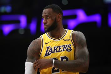 """LeBron James Believes Lakers Free Agency Is """"Very Critical"""" For His Future"""