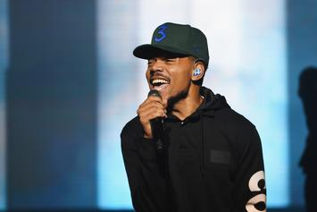 """Chance The Rapper Is The Fifth Member Of B2K While Dancing To """"Right Thurr"""""""