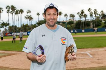 """Adam Sandler Signs On To Host """"Saturday Night Live"""" For The First Time"""