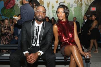 "Gabrielle Union Feels ""Attacked"" By Miami Heat Dwyane Wade Seating Rules"