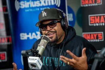 Ice Cube Says Nipsey Hussle Should Be Honored In Any Way Possible