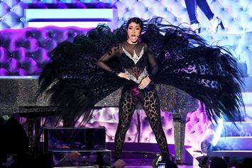 "Cardi B Dethrones Herself On R&B/Hip-Hop Airplay Chart With ""Please Me"""