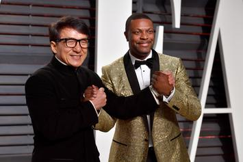 "Chris Tucker & Jackie Chan Once Again Tease Fans With ""Rush Hour 4"""