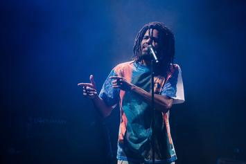 "J. Cole Performs ""A Lot"" With 21 Savage At ""Dreamville Fest"""