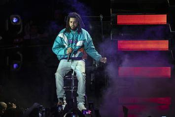 J. Cole May Have Signed A Deal With Puma