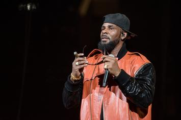 R. Kelly Paid $22K For Hour-Long Club Appearance Amid Sexual Abuse Case: Report