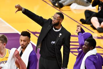 LeBron James & Lakers Players Party After Magic Johnson Calls it Quits