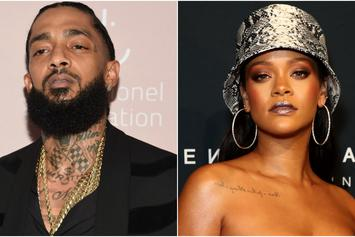 Nipsey Hussle Had Plans To Collaborate With Rihanna Before His Death