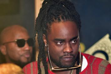 "Wale Joins ""Go-Go"" Preservation Protests In Washington D.C."