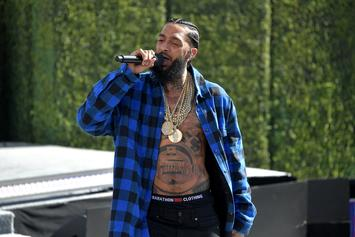 Nipsey Hussle's Memorial Service Will Be Airing Live On BET
