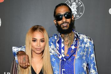 Lauren London's Tear-Jerking Text Message To Nipsey Hussle Revealed