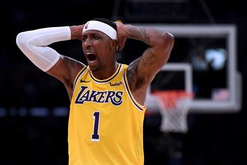 """Lakers """"Lost Themselves"""" Over Anthony Davis Rumors, Says Caldwell-Pope"""