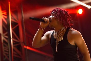 Trippie Redd Claims Biting Young Thug Is The Secret To Success