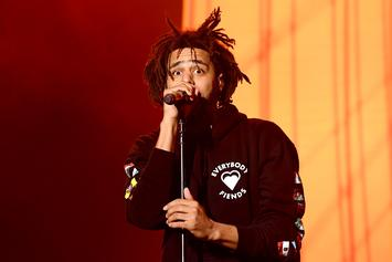 "J. Cole Opens Up About His Dreamville Roster, ""Dreamers 3,"" & More"