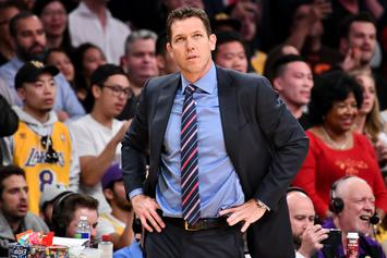 Los Angeles Lakers & Luke Walton Agree To Part Ways: Report