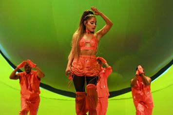 Ariana Grande Fans Suspect She'll Perform With NSYNC During Coachella Set