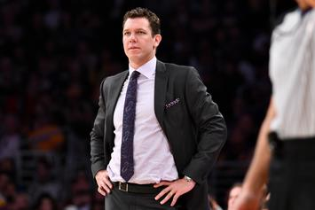 Luke Walton Named Head Coach Of The Sacramento Kings: Report