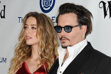 """Johnny Depp Calls Amber Heard's Deposition Detailing Physical Abuse A """"Hoax"""""""