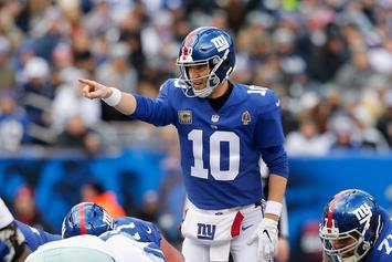 Eli Manning Prepared For Giants To Draft Their QB Of The Future