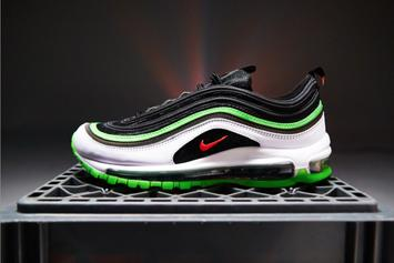 "Nike Air Max 97 ""Dallas"" Releasing In Home & Away Colorways"