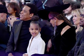 "Blue Ivy Upstages Mom Beyonce With Her Singing On ""Homecoming: The Live Album"""