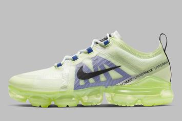"Nike VaporMax 2019 ""Barely Volt"" Coming Soon: Official Images"